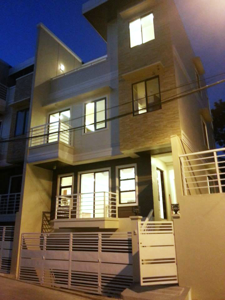 Exterior Night View Phase 1 Al-Khor San Juan