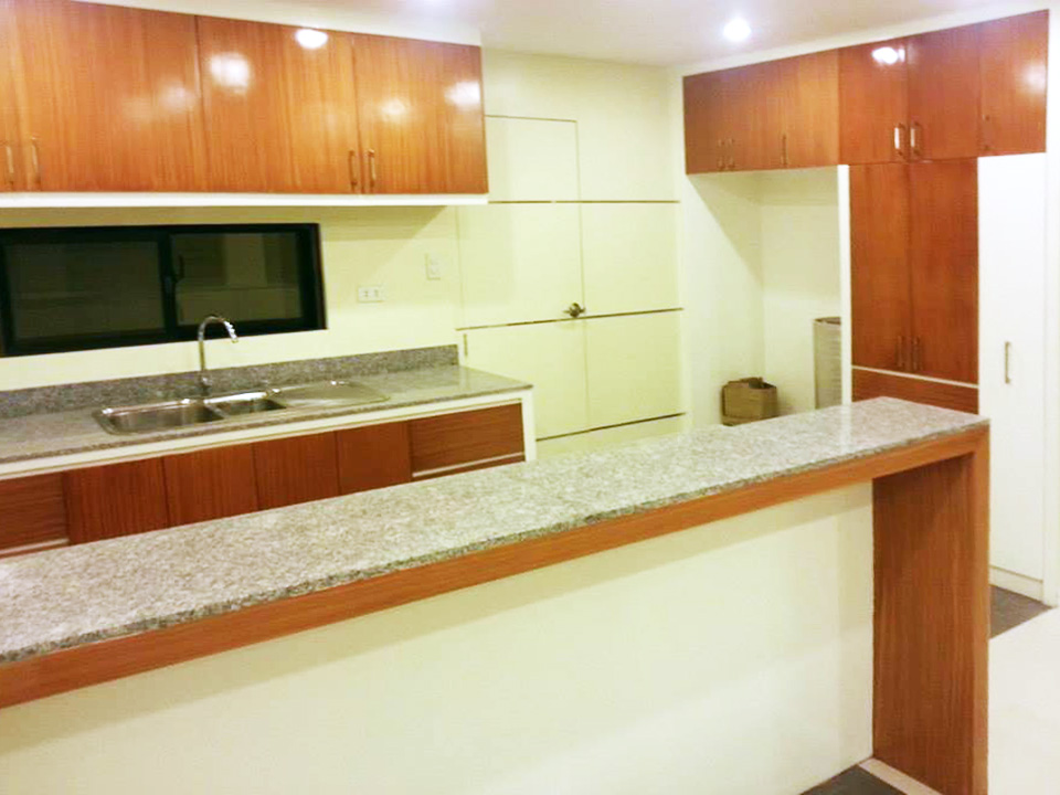 Kitchen Area Townhomes San Juan
