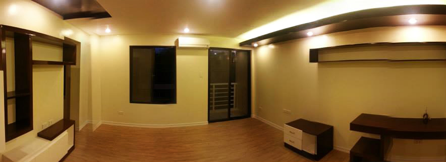 Panoramic View Masters Bedroom Phase 1 Al-Khor Townhouse San Juan