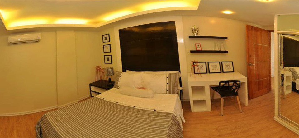Panoramic View Masters Bedroom2 Phase 1 Al-Khor Townhouse San Juan