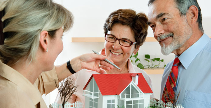 Empty Nesters and Retirees Townhouse Investment