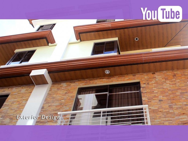 Townhouse in San Juan (Actual Exterior & Model Unit)