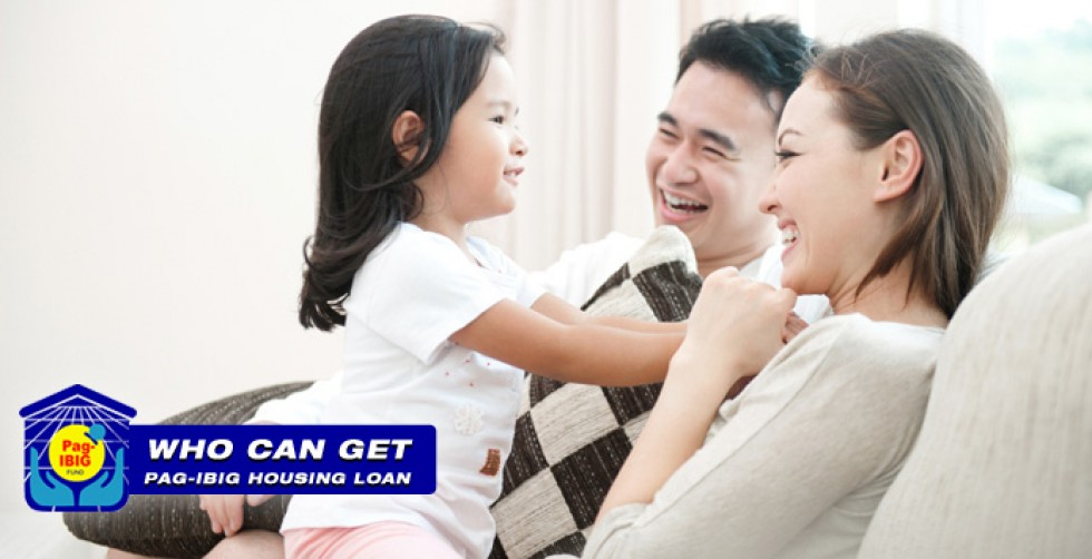 Who Can Get A Loan To Buy A House via Pag-Ibig Housing Loan