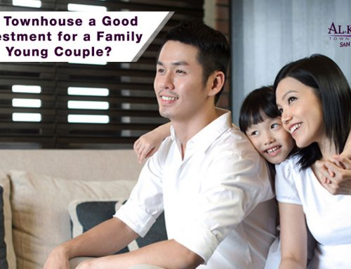 Is a Townhouse a Good Investment for a Family or a Young Couple?