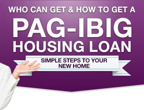 Who can Get and How to get a Pag-IBIG Housing Loan – INFOGRAPHICS