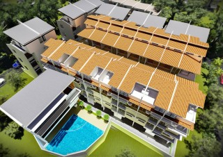 Top View Clubhouse Phase 2 Artist Perspective