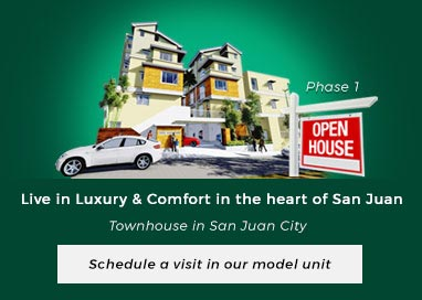 townhouse in san juan open house