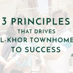 3 Principles that drives Al-Khor Townhomes to success