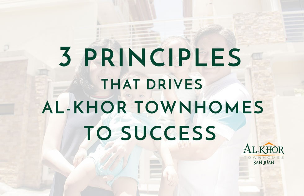 3 Principles that drives Al-Khor to success
